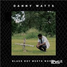 Black Boy Meets World - CD Audio di Danny Watts