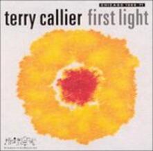 First Light - CD Audio di Terry Callier