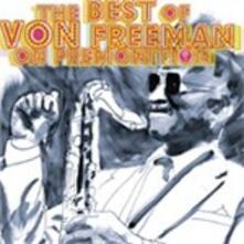 On Premonition - CD Audio + DVD di Von Freeman