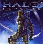 Cover CD Colonna sonora Halo Legends