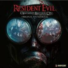 Resident Evil-Operation (Colonna sonora) - CD Audio