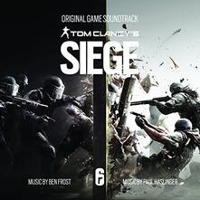 Rainbow Six. Siege (Colonna sonora) - CD Audio