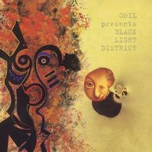 Black Light District (Coloured Vinyl) - Vinile LP di Coil