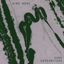 Pure Expenditure (Clear Vinyl) - Vinile LP di Hiro Kone