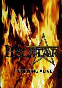 Helstar. Burning Alive - DVD
