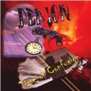 Foto Cover di Time of Confusion, CD di Demon Angels, prodotto da Perris