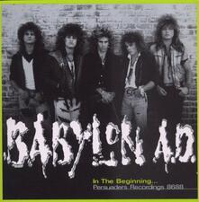 In the Beginning - CD Audio di Babylon A.D.