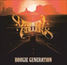 Boogie Generation - CD Audio di Drunken Rollers