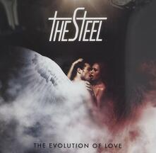 Evolution of Love - CD Audio di Steel
