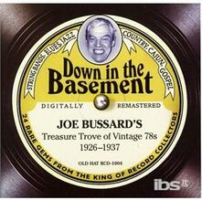 Down in the Basement - CD Audio