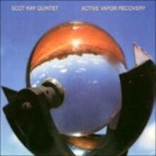 Active Vapor Recovery - CD Audio di Scot Ray