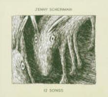 12 Songs - CD Audio di Jenny Scheinman