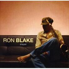Shayari - CD Audio di Ron Blake