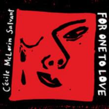 For One to Love - Vinile LP di Cécile McLorin Salvant