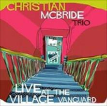 Live at the Village Vanguard - Vinile LP di Christian McBride