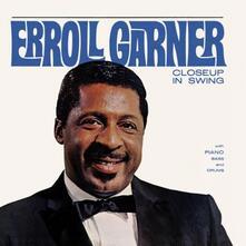 Closeup in Swing - CD Audio di Erroll Garner