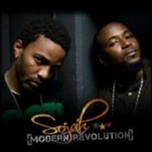 Modern Revolution - CD Audio di Sojah
