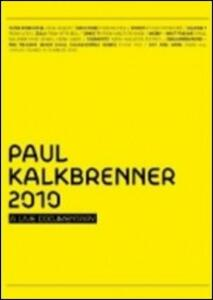 Paul Kalkbrenner. 2010. A Live Documentary - Blu-ray