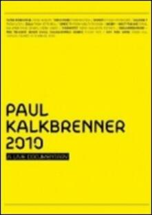 Paul Kalkbrenner. 2010. A Live Documentary (Blu-ray) - Blu-ray di Paul Kalkbrenner