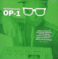 Op-1 - CD Audio di Housemeister