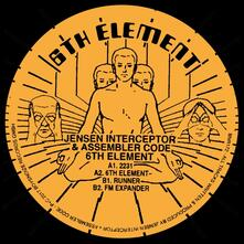 6th Element - Vinile LP di Jenson Interceptor,Assembler Code