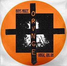 Orvnge (Orange Vinyl - Feat. Virgil Abloh) - Vinile LP di Boys Noize