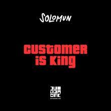 Customer Is King - Vinile LP di Solomun