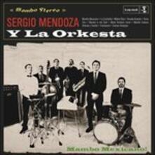 Sergio Mendoza y la Orkesta (+MP3 Download) - Vinile LP di Sergio Mendoza