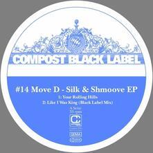 Compost Black Label 14 - Vinile LP di Move D