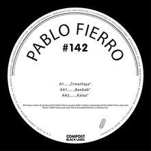 Timanfaya Ep - Vinile LP di Pablo Fierro
