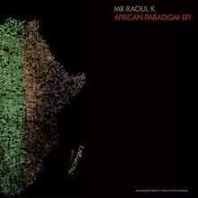 African Paradigm Ep 1 - Vinile LP di Mr Raoul K