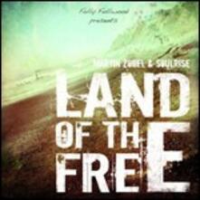 Land of the Free - CD Audio di Martin Zobel,Soulrise