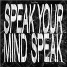 Speak Your Mind Speak - Vinile LP di Das