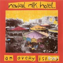 On Avery Island - Vinile LP di Neutral Milk Hotel