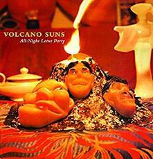 All-Night Lotus Party - CD Audio di Volcano Suns