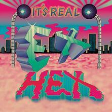 It's Real (Coloured Vinyl) - Vinile LP di Ex Hex