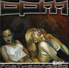 Forthemasses - CD Audio di OPM