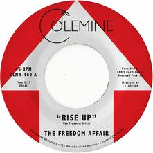 Rise Up - Vinile LP di Freedom Affair