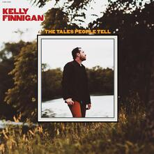 Tales People Tell (Red Coloured Vinyl) - Vinile LP di Kelly Finnigan