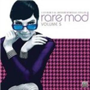 CD Rare Mod vol.5