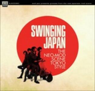 CD Swinging Japan
