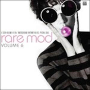 CD Rare Mod vol.6