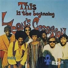 This Is the Beginning - Vinile LP di Leon's Creation