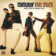 Rare Stock - Vinile LP di Corduroy