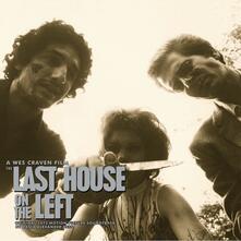 The Last House on the Left (Colonna sonora) - Vinile LP di David Hess