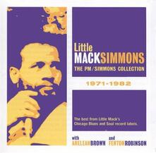 The Pm-Simmons Collection - CD Audio di Little Mack Simmons
