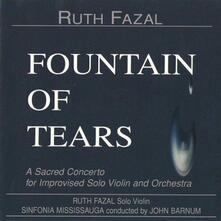 Fountain of Tears - CD Audio di Ruth Fazal