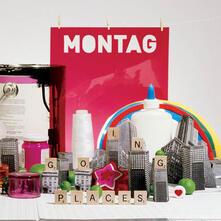 Going Places - Vinile LP di Montag