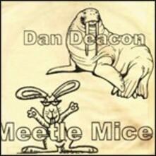 Meetle Mice - Vinile LP di Dan Deacon