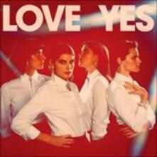 Love Yes - Vinile LP di Teen